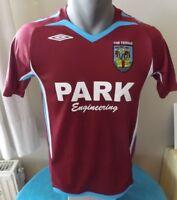 WEYMOUTH FC Football Shirt 2008/09 Soccer Jersey Trikot Camiseta Maillot TERRAS