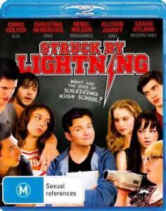 Struck By Lightning (Blu-ray, 2013)