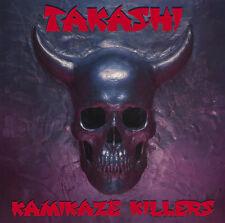 Takashi-kamikaze Killers (NEW * us 80's METAL rerel. + BONUS * A. Saint * Witchkiller)