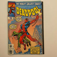 DEADPOOL # 11 (AMAZING FANTASY 15 COVER HOMAGE) MARVEL COMICS