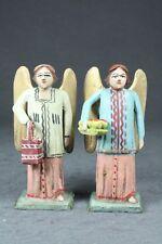 Grulich Krippenfiguren 2 Engel 10 cm