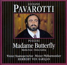 Puccini: Madame Butterfly-highlights, Herbert de KARAJAN/CD