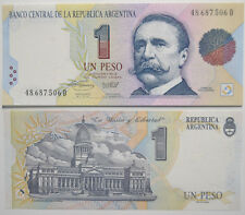 ARGENTINA 1 PESO 1993 CONGRESS UNC (B2)