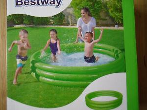 Bestway Schwimmbecken Planschbecken Kinderpool Gartenpool Swimmingpool Ø 1,83m