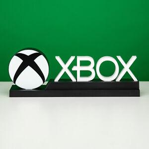 Xbox Logo Dekolampe Dekolicht Nachtlicht Dekoleuchte Stimmungslicht Konsole