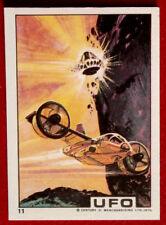 UFO - VTOL AEROPLANE - Monty Gum (1970) - Card #11
