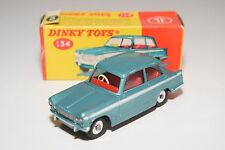 \ DINKY TOYS 134 TRIUMPH VITESSE METALLIC GREEN VN MINT BOXED RARE SELTEN