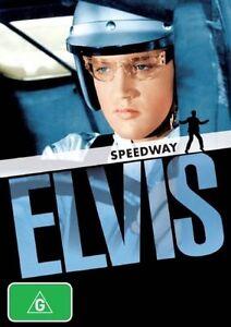 Speedway (DVD, 2005) Region 4 Rare