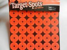 "Birchwood Casey; Orange Target Spots; 1"" Dots, 360 Pack, TS1;  33901"