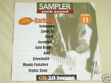 ROCK SOUND SAMPLER 11 - SILVERBULLIT - TURBONEGRO - GARBAGE