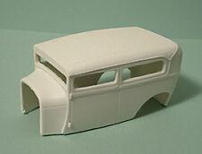 Jimmy Flintstone 1928 Ford Chopped Top Resin Body  #177