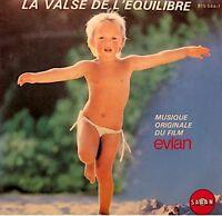 ++MUSIQUE DU FILM EVIAN valse de l'equilibre/circular keys BO SP 1983 EX++