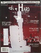 Die Hard Magazine The Flyer for Commodore 8 Bitters October 1994 Very Good