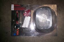NEW VOLAR MOTORSPORTS TL025 harley davidson CLEAR LED TAIL LIGHT
