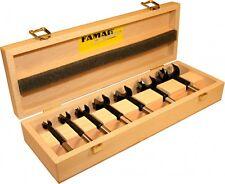 Famag 1630.510 super-forstnerbohrer Classic, 10 piezas frase en el recuadro de madera