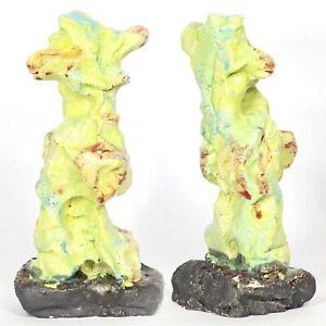 """Sculpture """"Torso"""" 22cm unique ceramic Andreas Loeschner-Gornau"""