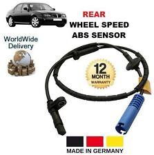Per ROVER 75 1.8 2.0 2.5 il CDTI Turbo V6 RJ 1999-2005 Ruota Posteriore Velocità Sensore Abs