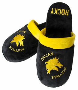 Rocky Balboa Italian Stallion Mule Slippers