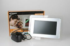 Typhon Foto Frame 17,8cm Diagonale, Digitaler Bilderrahmen mit OVP