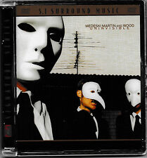 Medeski Martin and Wood - Uninvisible  [DVD-AUDIO]  sehr guter Zustand!