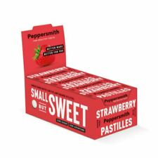 Peppersmith  Strawberry Xylitol Pastilles - 15g x 12 - 85878