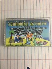 Tony Touch & DJ Khaled Terrorist Activity Classic 90s Mixtape Hip Hop Cassette