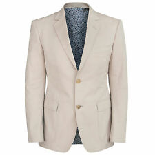 GUCCI $1,830 khaki beige slim fitted sportcoat blazer cotton jacket 38/48 NEW