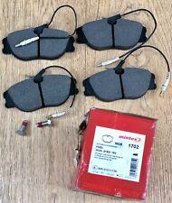Front Brake Pads for CITROEN DISPATCH + FIAT SCUDO + PEUGEOT EXPERT - 2007-2016