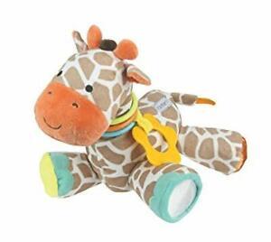 Carter's Giraffe Plush Activity Toy