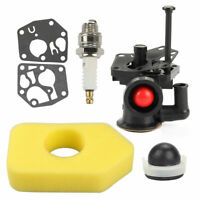 Carburetor Air filter Replacement For Briggs&Stratton 10A902 10A912 Lawn mower