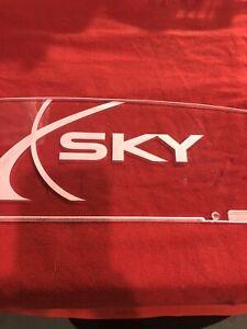 Saturn SKY windbloxx, windblocker, windschott