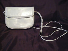 Bally Ivory Real Leather Shoulder  / Cross the Body Bag - Vintage!