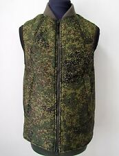 Russian Army Ratnik VKBO insulated winter vest in Digital Flora camo. 50/4. New!