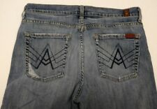 7FAM Seven For All Mankind Men's Relaxed A Pocket Jeans Size 31X27