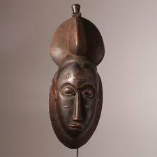 10121 Fine Baule Mask Baulé Elfenbeinkuste