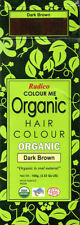 Dark Brown Hair Colouring with All Natural Ingredients
