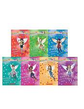 The Baby Animal Rescue Fairies Collection Set 1-7 Childrens Rainbow Magic Series