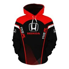 Honda Civic Type R Cham Men's 3D Hoodie Sweatshirts