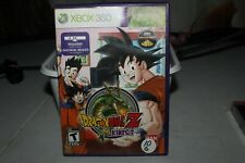 Dragon Ball Z for Kinect (Microsoft Xbox 360, 2012) Damage to cover art