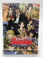 school rumble 2nd semester episode 6 english dub