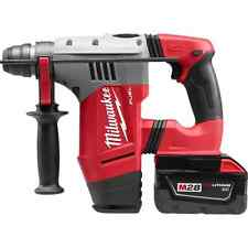 NEW MILWAUKEE 0757-22 M28 FUEL 28 VOLT CORDLESS SDS PLUS ROTARY HAMMER DRILL KIT
