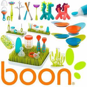 boon - Designers Baby Toddler Feeding Utensils Dish Washing Accessories