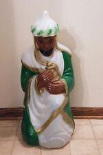 "27 1/2"" General Foam Nativity Wise Men Blow Mold Yard Light Christmas Decor"