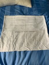"Marc by Marc Jacobs dust bag purse handbag shoes clothing 25"" X 21"" drawstring"