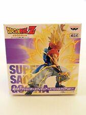 Dragon Ball Z Action Pose Figure Special Clear ver S.SAIYAN GOGETA Banpresto NEW