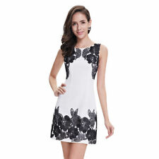 Ever-Pretty Short Sleeve Casual Dresses for Women