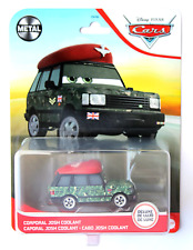 Disney Pixar Cars 2021 Deluxe Metal Series Corporal Josh Coolant Save 8%