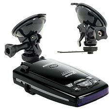 Escort Passport 8500 x50 9500ix & Beltronics Radar Detector Strong Suction Mount