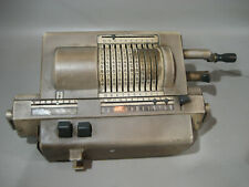 Original Odhner Schweden Rechenmaschine sehr alt. Patina (Kasse )