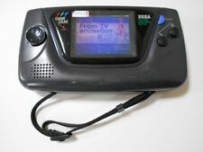 Z14134 Sega Game Gear GG console system Black Japan Express